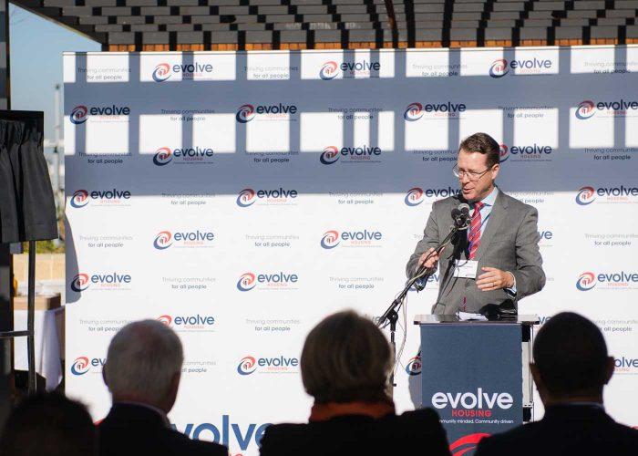 PAYCE Director Dominic Sullivan speaks on behalf of PAYCE, our development partner.