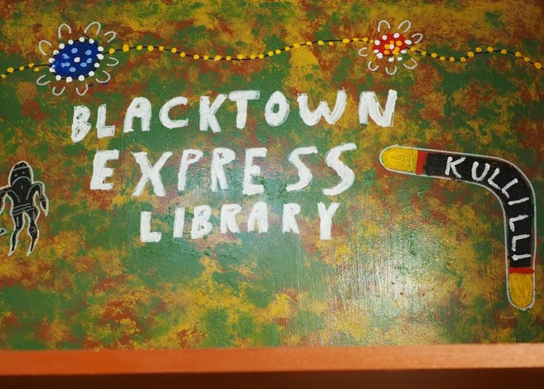 art of blacktown express library